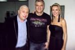 Dj Чаво с водещи на парти Димитър Рачков и Мария Игнатова 20 години Пиреос банк в НДК зала 3